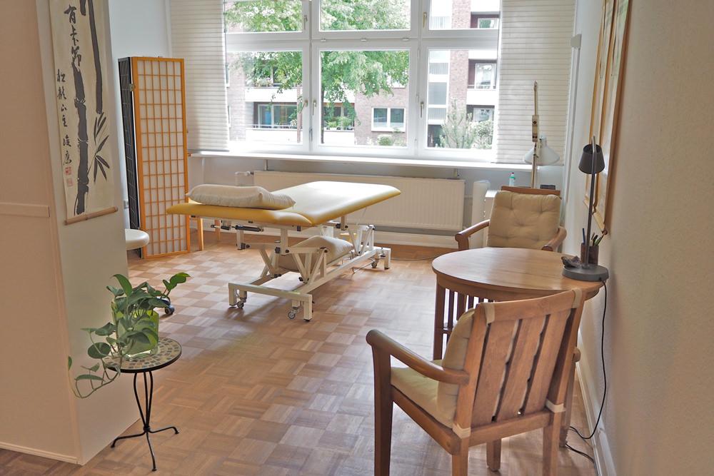 Praxis für japanische Akupunktur und chinesische Medizin in Hamburg